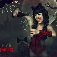 New Years Eve at Dracula's Cabaret