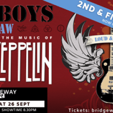 Zep Boys - Raw - Performing the music of Led Zeppelin