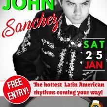 Live Music by John Sanchez