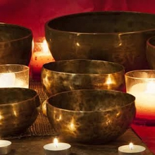 Sound healing and meditation online