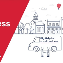 Small Business Bus: Gladstone Park