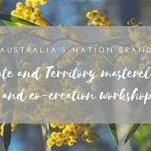 Australia's Nation Brand Co-Creation Workshop - TAS