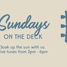Sundays On The Deck