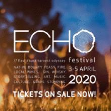 Rescheduled - Echo Festival 2021