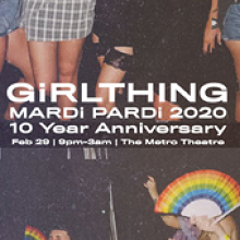 GiRLTHING Mardi Pardi 2020