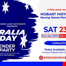 Australia Day Weekender || BOAT PARTY