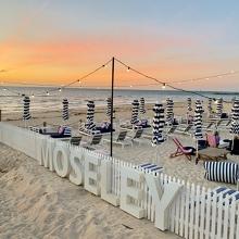 The Moseley Beach Club