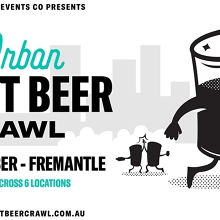Urban Craft Beer Crawl - Fremantle