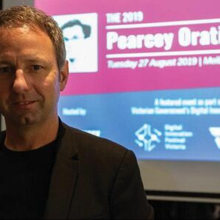 2020 Pearcey Oration & Victorian Entrepreneur of the Year Award