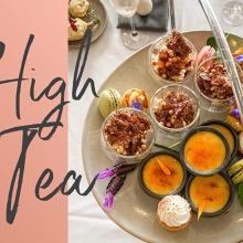 High Tea at Freycinet Lodge