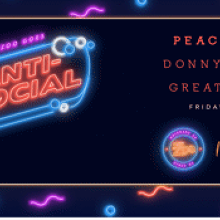 Anti-Social FT. Peach Fur + Donny Love + Great Sage