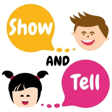 Kids Show and Tell