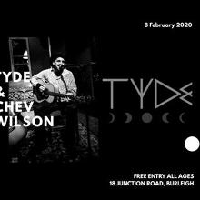 Tyde, Chev Wilson and J.A.B