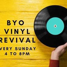 BYO Vinyl Revival