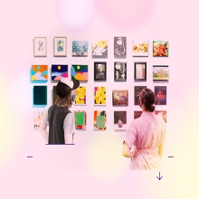 Linden Postcard Show 2020-21 Exhibition