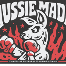 AUSSIE MADE : ELECTRIC MARY, PALACE OF THE KING, DEAD CITY RUINS