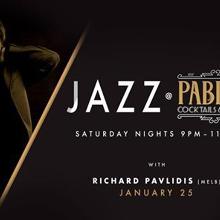 Richard Pavlids at Pablo's