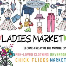 Pre- Loved Ladies Market