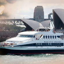 Christmas Party Cruise in Sydney