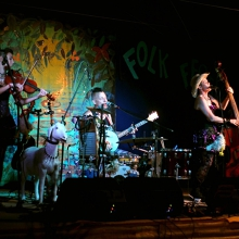 Bony Mountain Folk Festival
