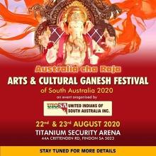 UIOSA presents Arts And Cultural Ganesh Festival 2020