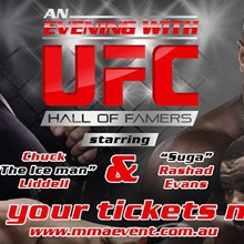 An Evening with UFC Hall of Famers - Gold Coast