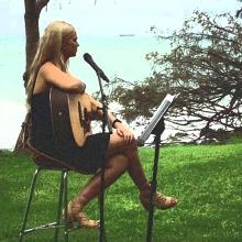 Liana McKay Performing Live