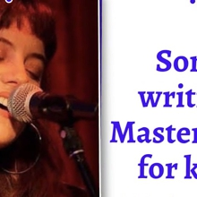 Song writing for kids