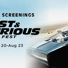 Fast & Furious Festival: The Fast And The Furious