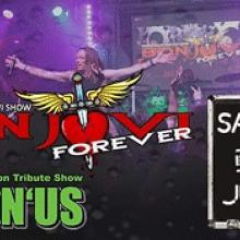 One Wild Night - Bon Jovi Forever (Melbourne) & Poizon'Us Tribute Show