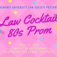 TULS LAW COCKTAIL - '80s PROM