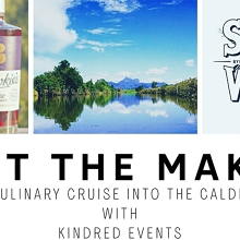 Meet the Makers - A culinary cruise in to the caldera