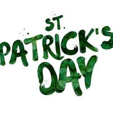 St. Patricks Day at Hinto!