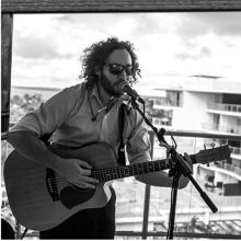Matt Barker Performing Live