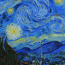 Paint'n'Pints™ Starry Night with Beer in Milton