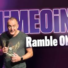 (BACK ON SALE!) Jimeoin – Ramble On!