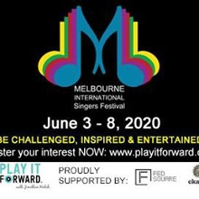 Melbourne International Singers Festival 2020