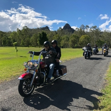 Muscular Dystrophy Queensland Brisbane HOG Charity Ride