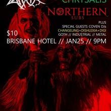 Northern Subs - The Third Testament / Lacerta /Chrysalis / DJs