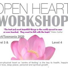 Open Heart Workshop Weekend - Levels 3 & 4