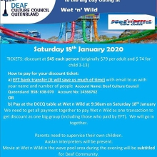 Big Day Out at Wet'n'Wild