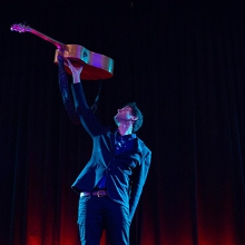 Daniel Champagne LIVE @ Vintner's Secret Vineyard