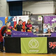 Science and Engineering Challenge 2020 Tasmania Volunteer registration.