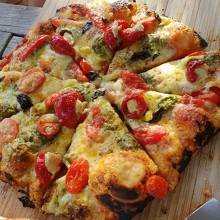 Monthly Pizza Sunday