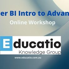 Power BI from Beginners to Advanced Level