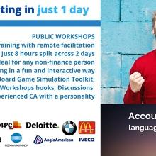 Accounting Made Easy 1 Day Training Program WEEKDAYS