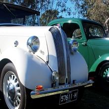Australian Historic Motoring Federation 2020 National Festival
