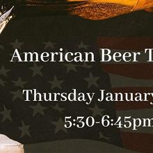 American Beer Tasting
