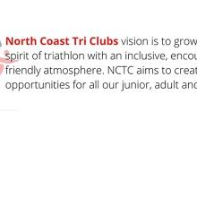 North Coast Tri Club - Open Day (20 Sep 2020)