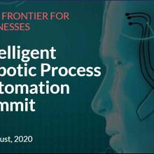 IRPA Summit: Intelligent Robotic Process Automation